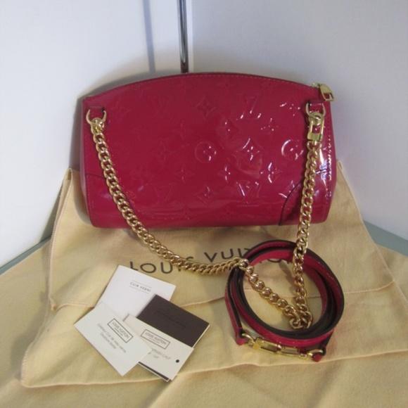 Louis Vuitton Handbags - Louis Vuitton pochette Santa Monica Vernis